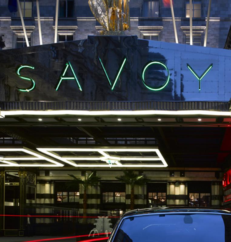 The Savoy Hotel