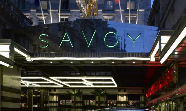 The Savoy Hotel1