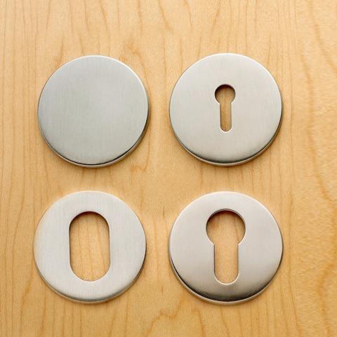 Orbis 800 series 51 800 escutcheons and bathroom turns