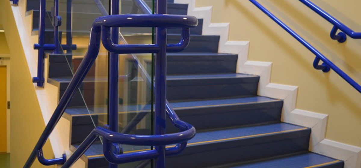 Nylon Balustrade Handrails