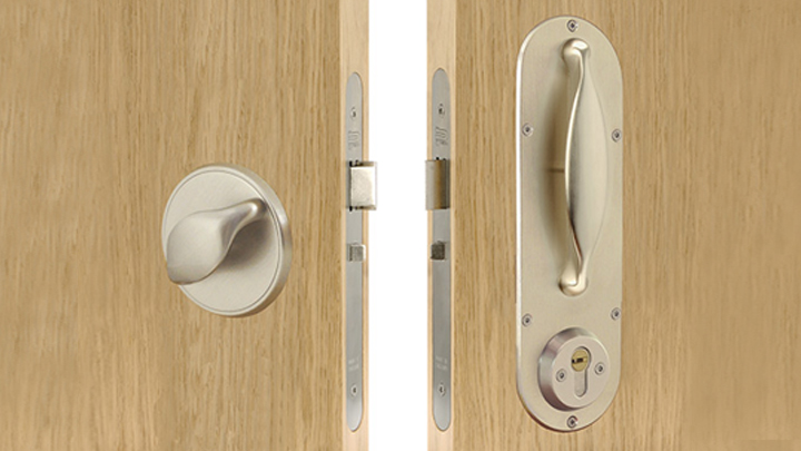 Latch-Lockset