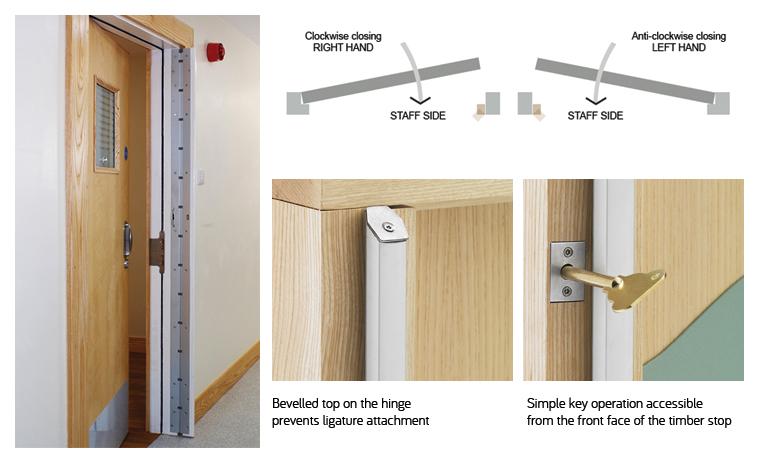 Retractable door stop 2