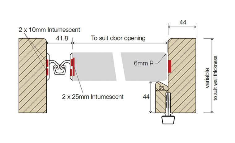 Retractable door stop 3