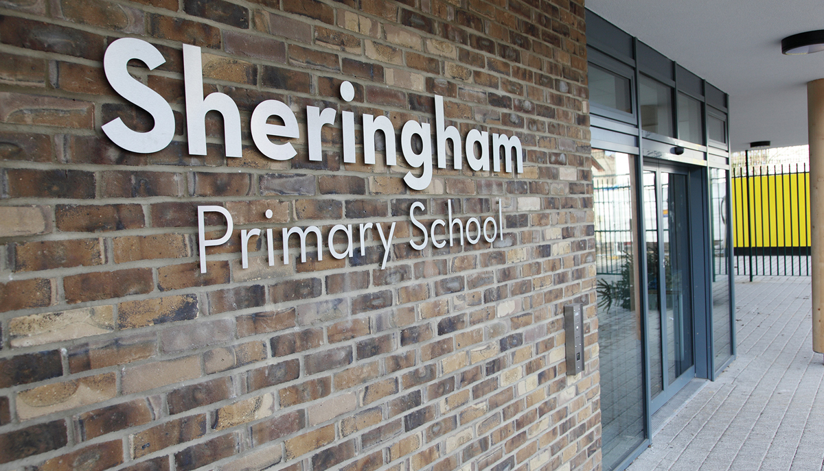 Security Systems at Sheringham Primary School
