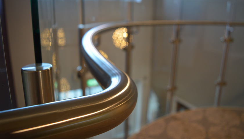 Care Home Balustrades