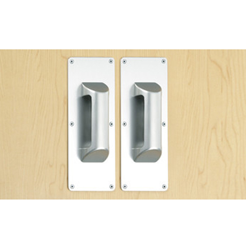Orbis anti-ligature - door pull handles