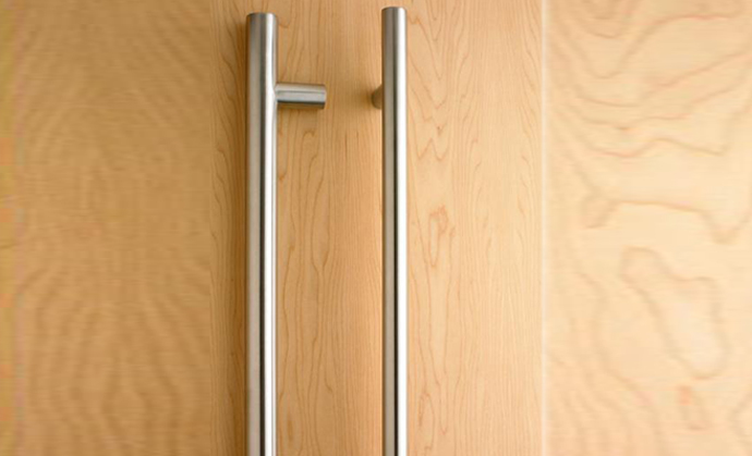 Orbis 600 Entrance Pull Handles