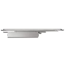 Orbis Overhead Concealed Door Closer Single Action Size 2-4 - Silver